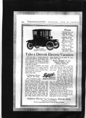 Old EV Advertisements: Detroit Electric