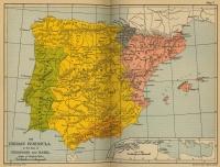 Iberian Peninsula - Ferdinand & Isabel (1469-1516)