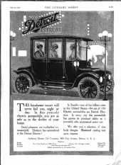 Old EV Advertisements: Detroit Electric (2)