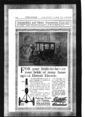Old EV Advertisements: Detroit Electric (3)