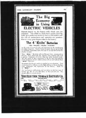 Old EV Advertisements: Electric Storage Battery Co.