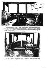 Detroit Electric (Anderson electric car): Model 60 interior