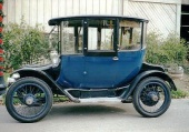 Detroit Electric (Anderson electric car): Early Detroit Electric, year unknown