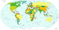 World  Physical Map (April 2004)