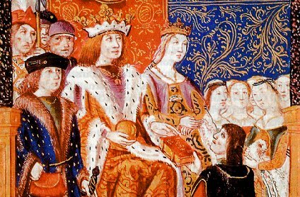 Fernando and Isabel, The Catholic Monarchs (Spanish: los Reyes Católicos) and their subjects