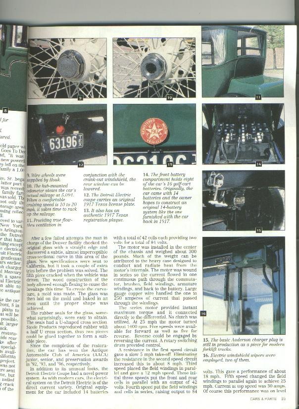 Cars and Parts Magazine June 1994 '69 Yenko Nova