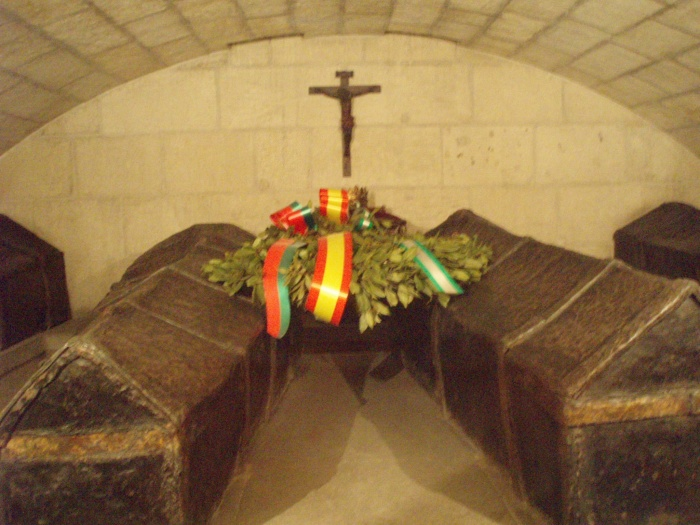Coffins of the Catholic Monarchs (Los Reyes Católicos) in the Capilla Real