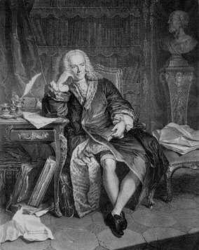 François Quesnay (June 4, 1694 - December 16, 1774) was a French economist of the Physiocratic school.[1] He is known for publishing the
