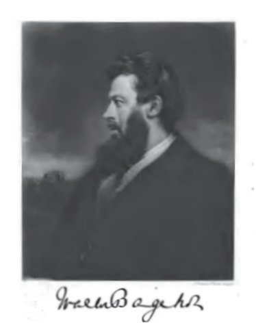 Walter Bagehot (3 February 1826 – 24 March 1877) was a British businessman, essayist, and journalist who wrote extensively about literature, government, and economic affairs.  Early Years  Bagehot was born in Langport, Somerset, England on 3 February 1826. His father, Thomas Walter Bagehot, was managing director and vice-chairman of Stuckey's Banking Company. He attended University College London, where he studied mathematics and in 1848 earned a master's degree in intellectual and moral philosophy.[1] In April 1848, Bagehot was sworn as a Special Constable in anticipation of Chartist riots in London.[2]  Career  Bagehot was called to the bar by Lincoln's Inn, but preferred to join his father in 1852 in his family's shipping and banking business. He wrote for various periodicals, and in 1855 founded the National Review with his friend Richard Holt Hutton.[3][4] Later becoming editor-in-chief of The Economist, which had been founded by his father-in-law, James Wilson, in 1860, Bagehot expanded The Economist's reporting on the United States and on politics and is considered to have increased its influence among policymakers over the seventeen years he served as editor. In honour of his contributions, the paper's Britain section retains a column named for him.  In 1867, he wrote a book called The English Constitution that explored the nature of the constitution of the United Kingdom, specifically the functioning of Parliament and the British monarchy and the contrasts between British and American government. The book is considered a classic and has been translated into many languages.  Bagehot also wrote Physics and Politics (1872), in which he coined the still-current expression,
