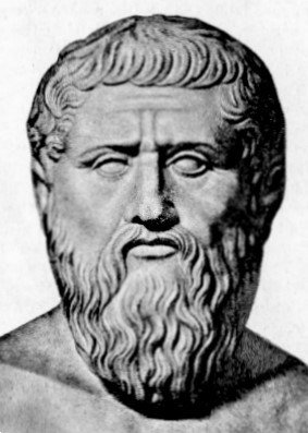 """Plato (429-347 B.C.E.)  Plato is, by any reckoning, one of the most dazzling writers in the Western literary tradition and one of the most penetrating, wide-ranging, and influential authors in the history of philosophy. An Athenian citizen of high status, he displays in his works his absorption in the political events and intellectual movements of his time, but the questions he raises are so profound and the strategies he uses for tackling them so richly suggestive and provocative that educated readers of nearly every period have in some way been influenced by him, and in practically every age there have been philosophers who count themselves Platonists in some important respects. He was not the first thinker or writer to whom the word """"philosopher"""" should be applied. But he was so self-conscious about how philosophy should be conceived, and what its scope and ambitions properly are, and he so transformed the intellectual currents with which he grappled, that the subject of philosophy, as it is often conceived — a rigorous and systematic examination of ethical, political, metaphysical, and epistemological issues, armed with a distinctive method — can be called his invention. Few other authors in the history of philosophy approximate him in depth and range: perhaps only Aristotle (who studied with him), Aquinas, and Kant would be generally agreed to be of the same rank.  1. Plato's central doctrines  Many people associate Plato with a few central doctrines that are advocated in his writings: The world that appears to our senses is in some way defective and filled with error, but there is a more real and perfect realm, populated by entities (called """"forms"""" or """"ideas"""") that are eternal, changeless, and in some sense paradigmatic for the structure and character of our world. Among the most important of these abstract objects (as they are now called, because they are not located in space or time) are goodness, beauty, equality, bigness, likeness, unity, being, sameness, """