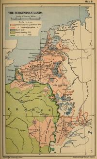 The Burgundian Lands (1435-1493)