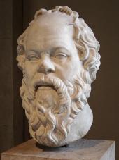 Socrates - Louvre museum, Paris