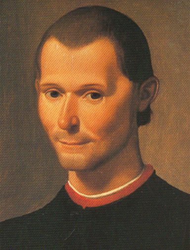 Niccolò di Bernardo dei Machiavelli (3 May 1469 – 21 June 1527) was an Italian philosopher, writer, and politician and is considered one of the main founders of modern political science. He was a diplomat, political philosopher, musician, poet and playwright, but, foremost, he was a Civil Servant of the Florentine Republic. In June of 1498, after the ouster and execution of Girolamo Savonarola, the Great Council elected Machiavelli as Secretary to the second Chancery of the Republic of Florence.  Like Leonardo da Vinci, Machiavelli is considered a typical example of the Renaissance Man. He is most famous for a short political treatise, The Prince, a work of realist political theory; however, both it and the more substantial Discourses on Livy went unpublished until 1532—after Machiavelli's death. Although he privately circulated The Prince among friends, the only work he published in his life was The Art of War, about high-military science. Since the sixteenth century, generations of politicians remain attracted and repelled by the cynical (realist) approach to power posited in The Prince, the Discourses, and the History. Whatever his personal intentions, which are still debated today, his surname yielded the modern political word Machiavellianism—the use of cunning and deceitful tactics in politics or in general.  Machiavelli was born in Florence, Italy, the third son of attorney Bernardo di Niccolò Machiavelli, and his wife, Bartolommea di Stefano Nelli. The Machiavelli family are believed descended from the old marquesses of Tuscany, and to have produced thirteen Florentine Gonfalonieres of Justice.  Machiavelli was born in a tumultuous era — Popes waged war, and the wealthy Italian city-states might anytime fall, piecemeal, to foreign powers — France, Spain, the Holy Roman Empire — and political-military alliances continually changed, featuring condottieri who changed sides without warning, and weeks-long governments rising and falling.  Rigorously trained to ma