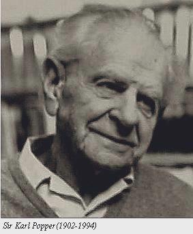 Karl Popper   First published Thu Nov 13, 1997; substantive revision Mon Feb 9, 2009  Karl Popper is generally regarded as one of the greatest philosophers of science of the 20th century. He was also a social and political philosopher of considerable stature, a self-professed 'critical-rationalist', a dedicated opponent of all forms of scepticism, conventionalism, and relativism in science and in human affairs generally, a committed advocate and staunch defender of the 'Open Society', and an implacable critic of totalitarianism in all of its forms. One of the many remarkable features of Popper's thought is the scope of his intellectual influence. In the modern technological and highly-specialised world scientists are rarely aware of the work of philosophers; it is virtually unprecedented to find them queuing up, as they have done in Popper's case, to testify to the enormously practical beneficial impact which that philosophical work has had upon their own. But notwithstanding the fact that he wrote on even the most technical matters with consummate clarity, the scope of Popper's work is such that it is commonplace by now to find that commentators tend to deal with the epistemological, scientific and social elements of his thought as if they were quite disparate and unconnected, and thus the fundamental unity of his philosophical vision and method has to a large degree been dissipated. Here we will try to trace the threads which interconnect the various elements of his philosophy, and which give it its fundamental unity.  1. Life  Karl Raimund Popper was born on 28 July 1902 in Vienna, which at that time could make some claim to be the cultural epicentre of the western world. His parents, who were of Jewish origin, brought him up in an atmosphere which he was later to describe as 'decidedly bookish'. His father was a lawyer by profession, but he also took a keen interest in the classics and in philosophy, and communicated to his son an interest in social and politica