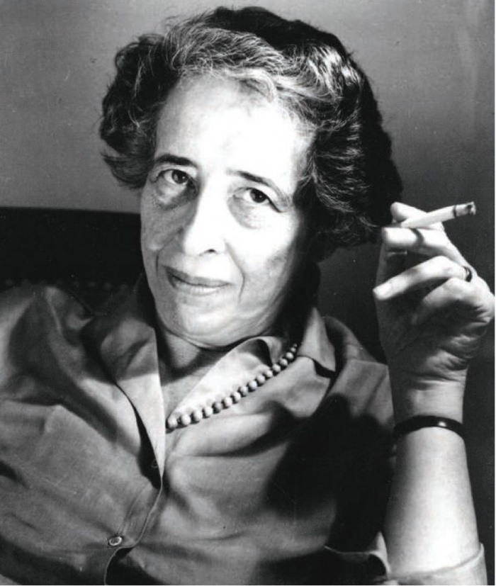 Hannah Arendt (1906–1975) 