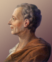 Charles de Secondat, baron de Montesquieu (1689-1755)