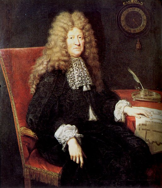 Jean-Baptiste Colbert (August 29th, 1619 – September 6th, 1683) served as the French minister of finance from 1665 to 1683 under the rule of King Louis XIV. He was described by Mme de Sévigné as