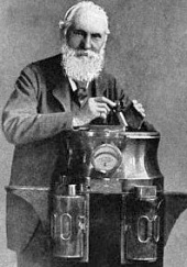Lord Kelvin on Galileo idea about tides