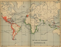 The Age of Discovery, Spain & Portugal (1419-1620)
