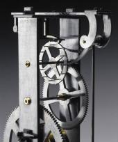 Galileo's pendulum clock (c.1642)