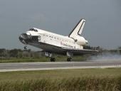 Endeavour landing, STS-127