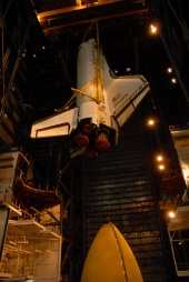 Lowered Into High Bay 1