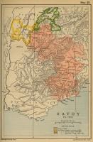 Savoy (1601)