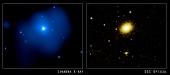 NGC 4555 raises questions about Dark Matter