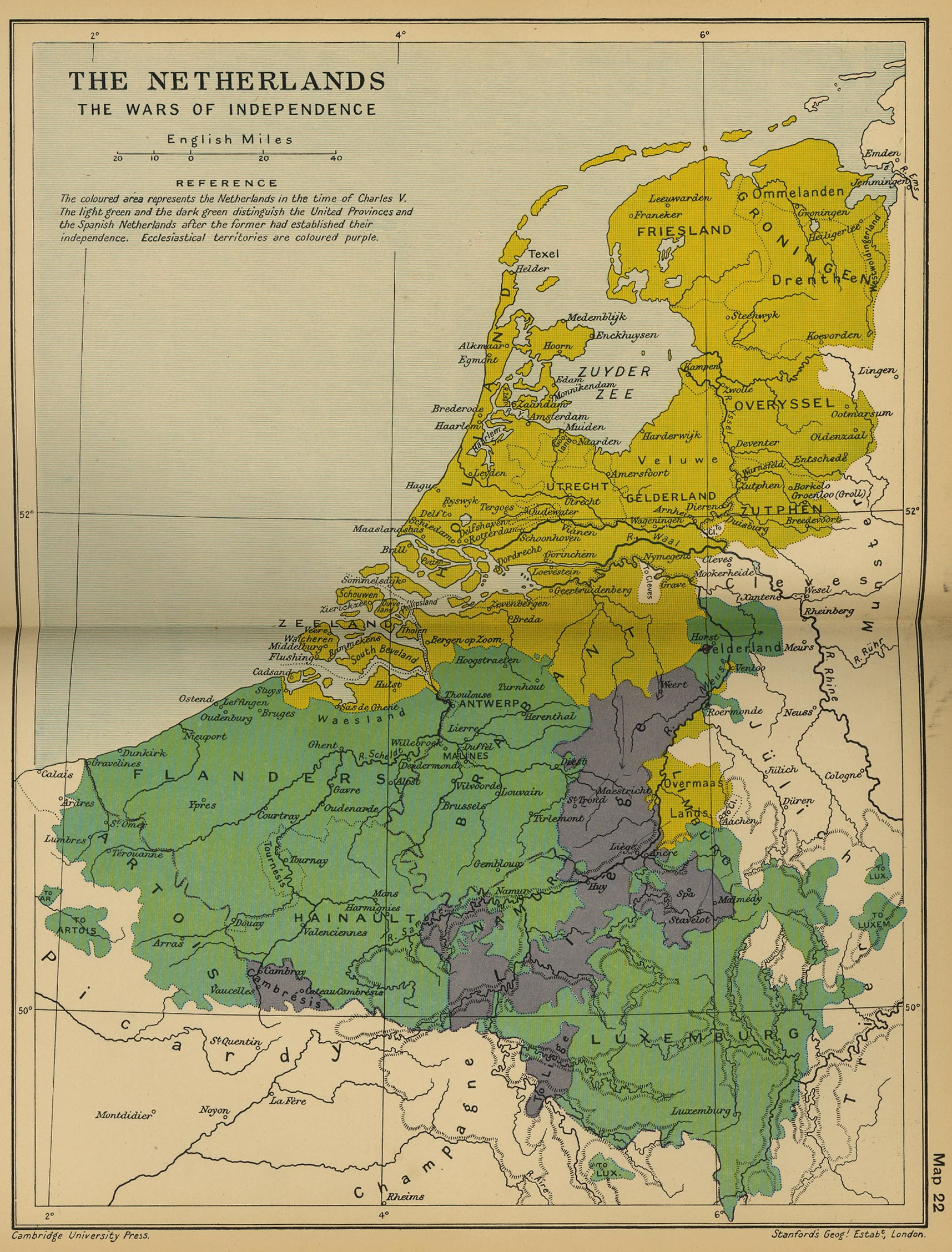 The Netherlands Wars Of Independence 1568 1648
