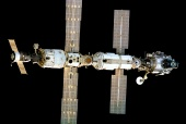 18. ISS photographed by STS-97 crew members onboard the approaching Space Shuttle Endeavour