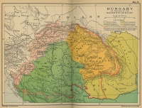 Hungary at the end of the Sixteenth Century