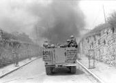 Six Day War:  Fighting in Jerusalem