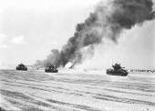 Six Day War: Tank battles in Sinai