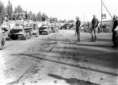 Six Day War: IDF troops moving towards Jenin