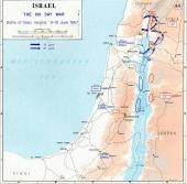 Six Day War: The Battle of Golan Heights, June 9-10
