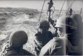 Six Day War: IDF troops advancing into Sinai