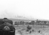 Six Day War: IDF convoy in Sinai
