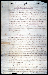 Sioux Treaty of 1868, page 1