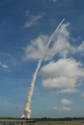 Ares I-X Launch, October 28, 2009: A Beautiful Sight!