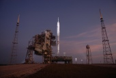 Ares I-X Launch, October 27, 2009