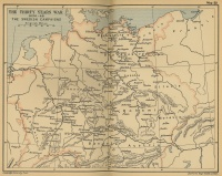 Germany: The Thirty Years' War (1630-1648)