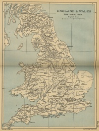 England and Wales: The Civil War (1641-1651)