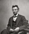 Last portrait of Abraham Lincoln (April 10, 1865)