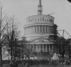 Abraham Lincoln Was Sworn In Under a Half-Finished Capitol Dome