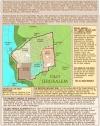 Jerusalem's Old City Map