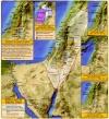 Map: Palestine in Biblical Times