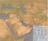 The Middle East: Petroleum Systems Map