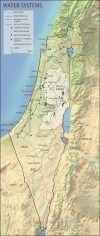 Israeli/Palestinian Water Systems