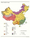 China Linguistic Groups (1990)