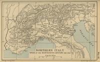 Northern Italy: Wars of XVIIIth Century, 1701-1763